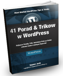 Porady WordPress